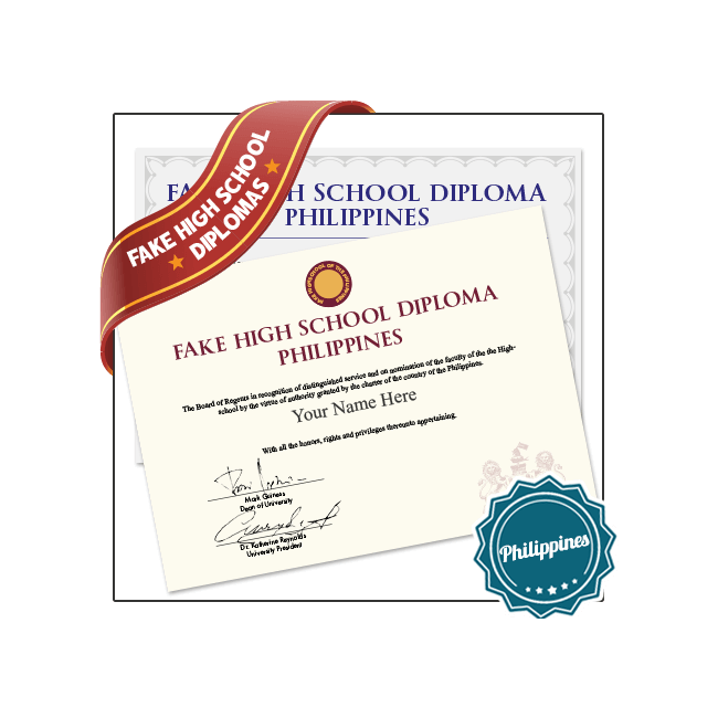 DDBF-HS-PHIL-DOC Buy Most Realistic Fake High School Diploma Philippines! Boost Your Esteem or Shock Somebody in {{customVar code=current_year}} with High Quality Phony Diplomas!