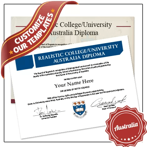 Fake University Degrees Australia