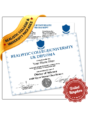 fake college diploma and transcript united kingdom